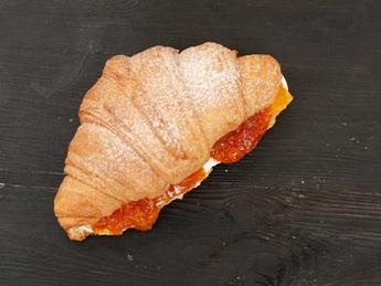 Croissant Apricot