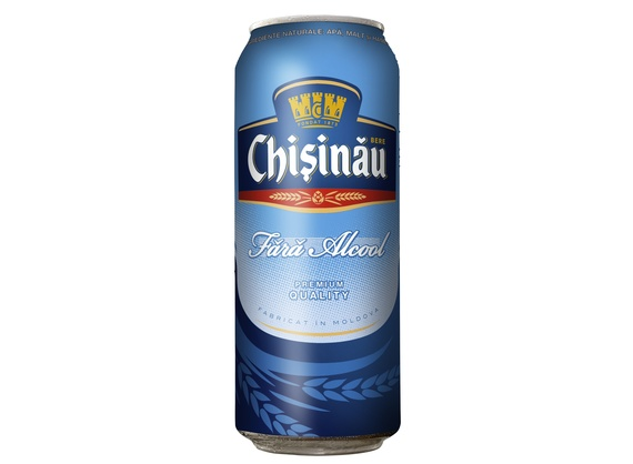 Beer Chișinău non-alcoholic