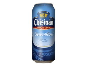 Пиво Chișinău без алкоголя