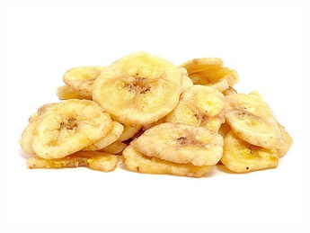 Банановые чипсы 1 кг.