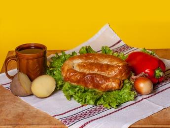 Саралий с картофелем