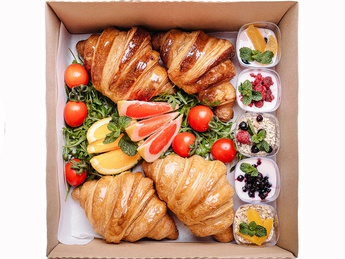French breakfast smart Box