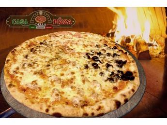 Пицца 4 Stagioni