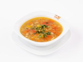Sopa Colorada