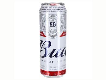 Пиво Bud lager