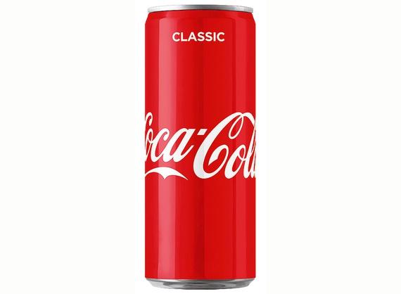 Coca Cola 250 ml.