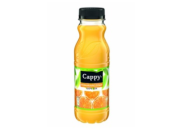 Cappy orange 0,33 l