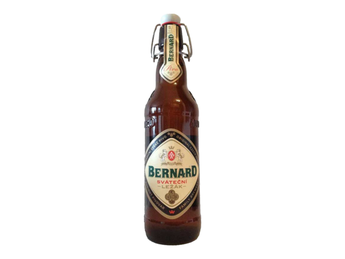 BERNARD Celebration Lager 0,5l