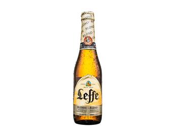 Leffe Blonde beer 0,33l