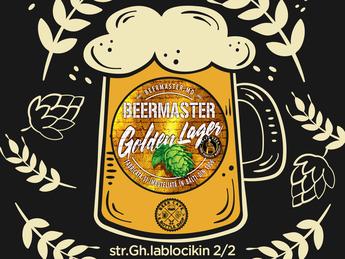 Beermaster Golden Lager