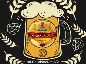 Cogâlnic Grand Gold