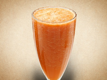 Smoothie с апельсином