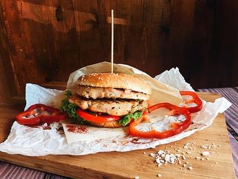 Double сhickenburger