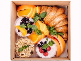 French breakfast Egoist Box