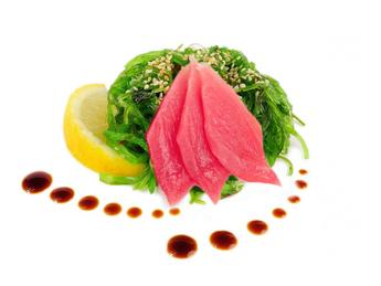 Salad Chuka Maguro