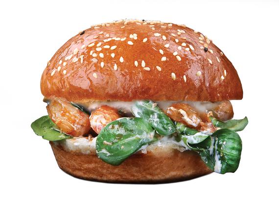 CLK burger