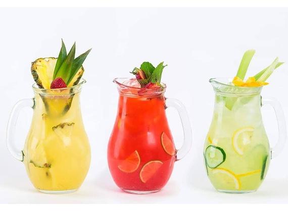 Lemonade to choose from