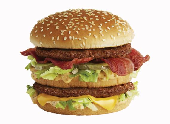 Big Mac Bacon