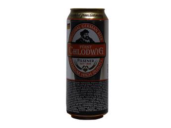 Furst Chlodwing Pilsner 0,5l