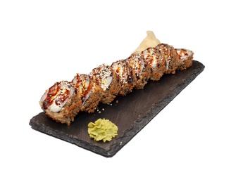 Unagi-Sake tempura