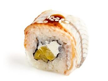 Unagi onigara maki