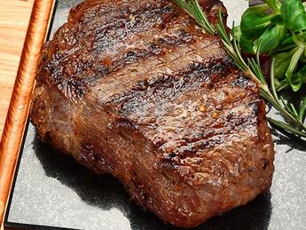 Steak grand ribeye