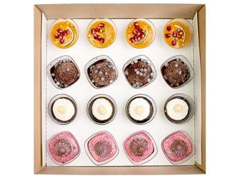 Chef's desserts smart Box