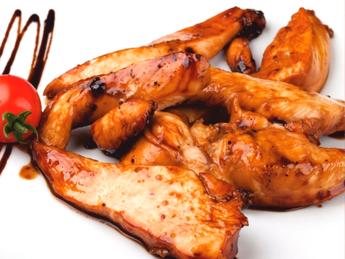 "Chicken fillet with ""Teriyaki"" sauce"
