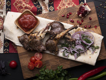 Lamb loin (raw weight)