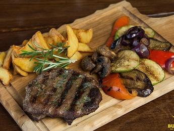 Steak 2 bucks