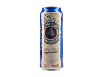 Zahringer Premium Hefeweizen 0,5l