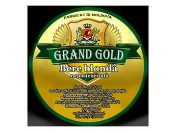 Gran Gold - Light Filtered Cimislia 50l