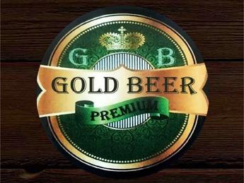 Gold Beer blonde filtered