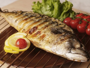 Sibas fish grill  (weight product)
