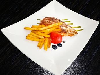 Chiken steak