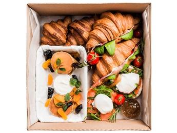 Breakfast smart Box