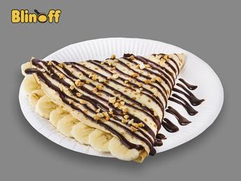 Nutella с бананом