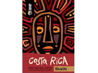 Costa Rica brewing