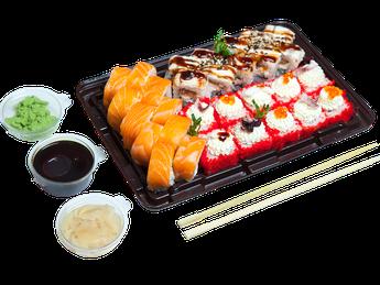 Sushi-set Бабье лето