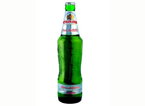 Оболонь Безалкогольное