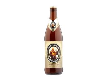 Franziskaner Hefe-Weissbier Naturtrüb 0,5l