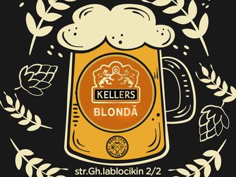 Kellers blondă
