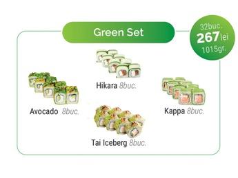 Set Green
