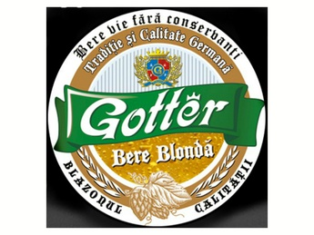 Gotter - Blonde Filtered 50l