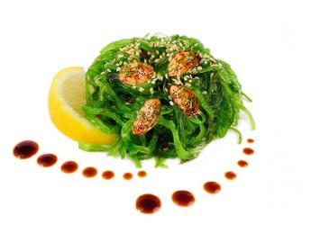 Salad Chuka Igai