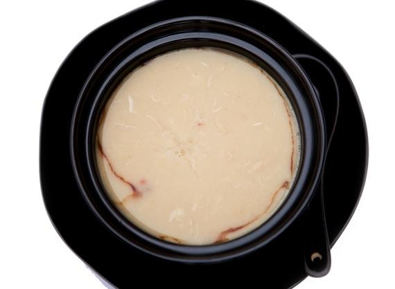 Крабовый суп крем