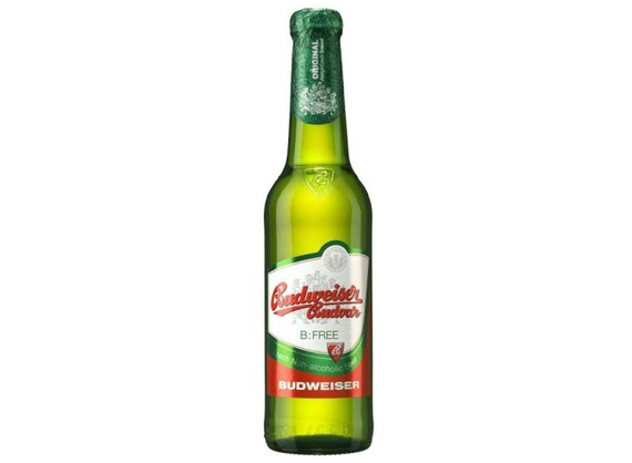 Budweiser without alcohol