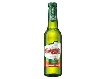 Budweiser fără alcool