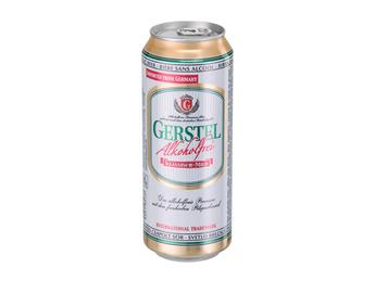 Gerstel alkofrei 0,5l