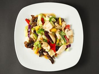 Chicken Szechuan